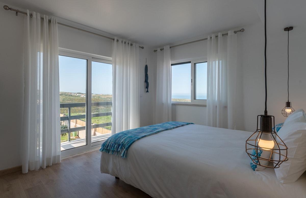 Habitación Doble Deluxe con Balcon y Vistas al Mar