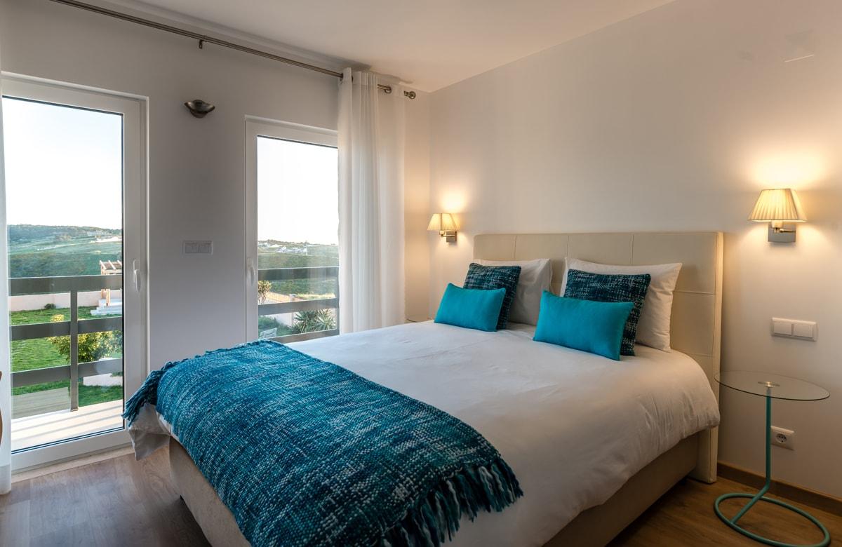 Habitación Doble con Balcon y Vistas al mar