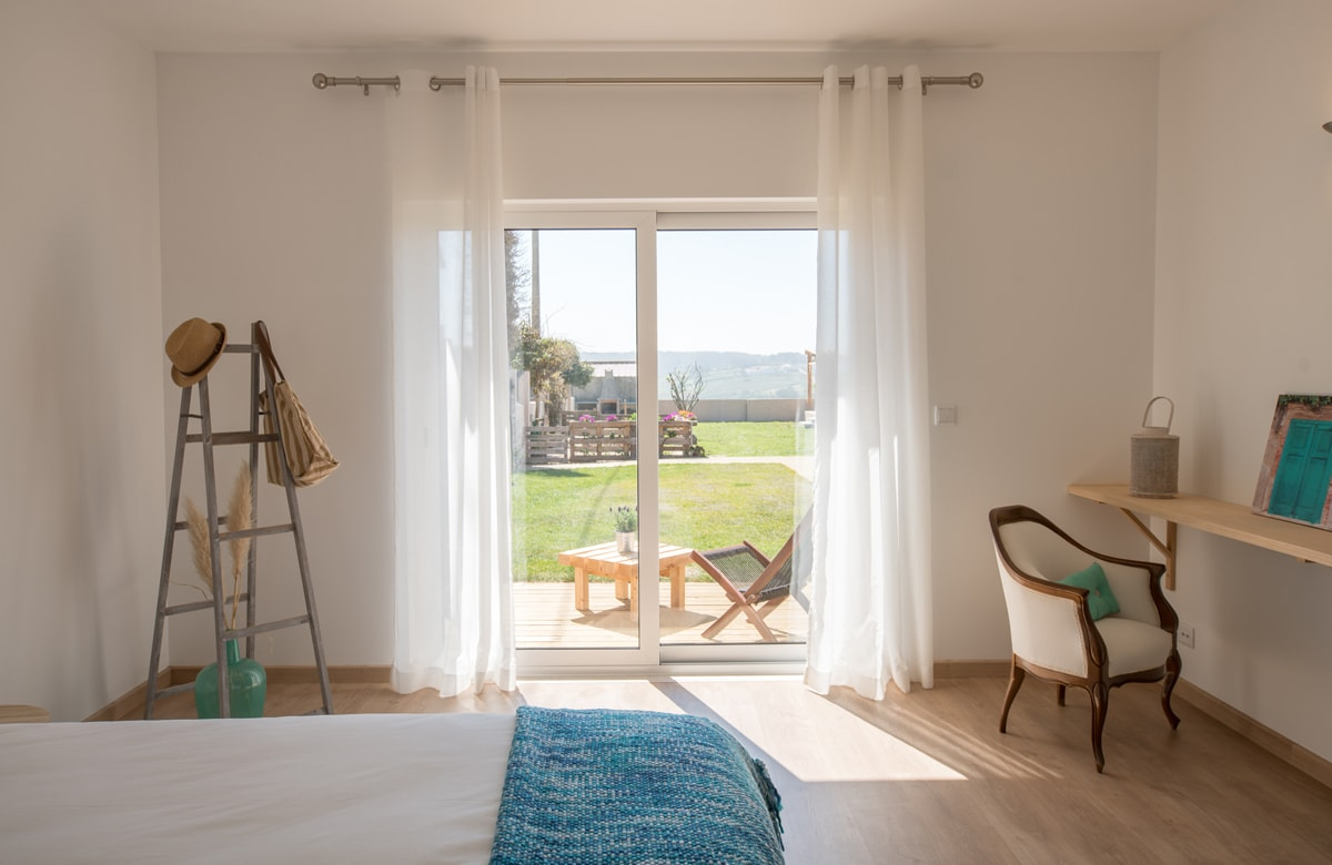 Suite com Vistas ao Jardim