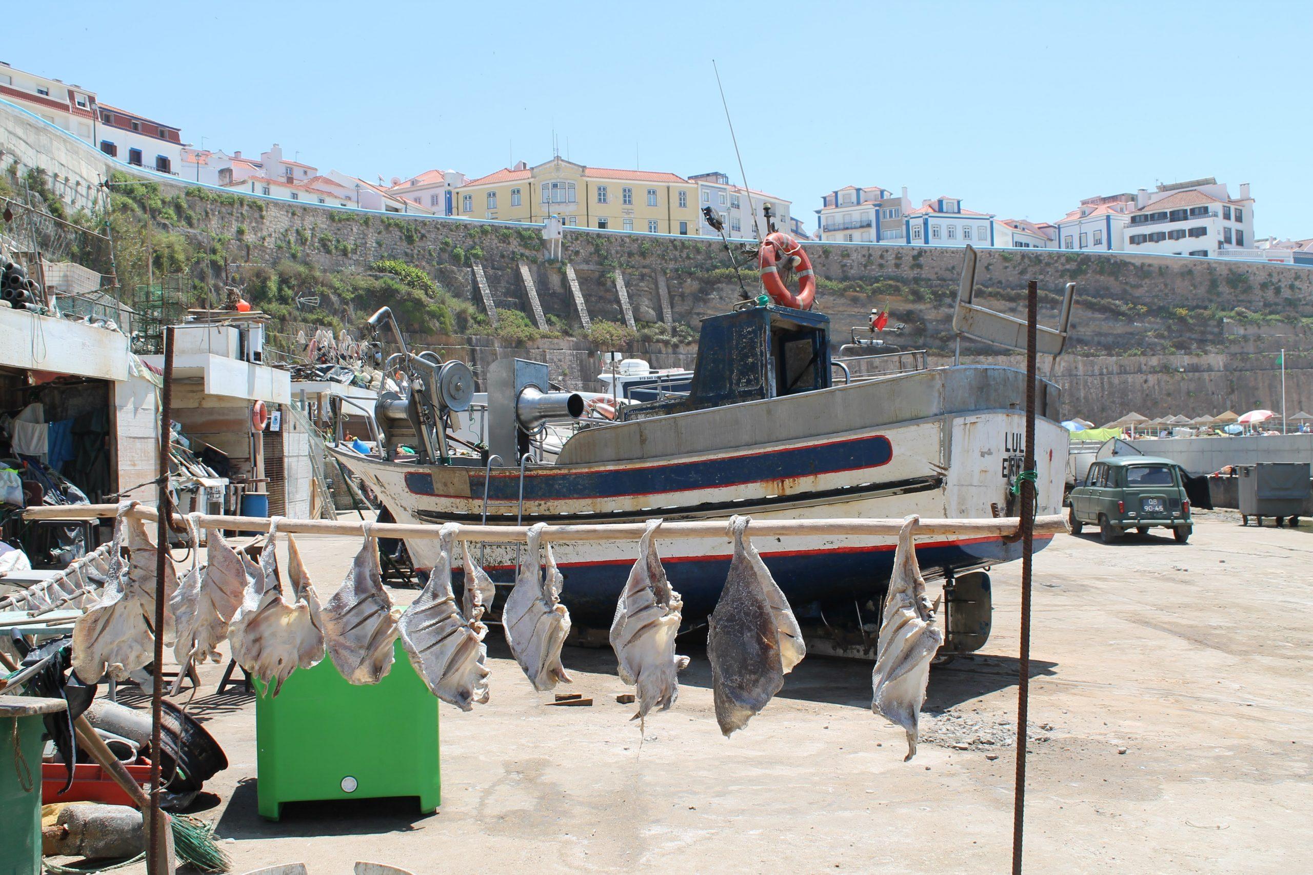 Praia dos Pescadores - Club Naval orto da Ericeira