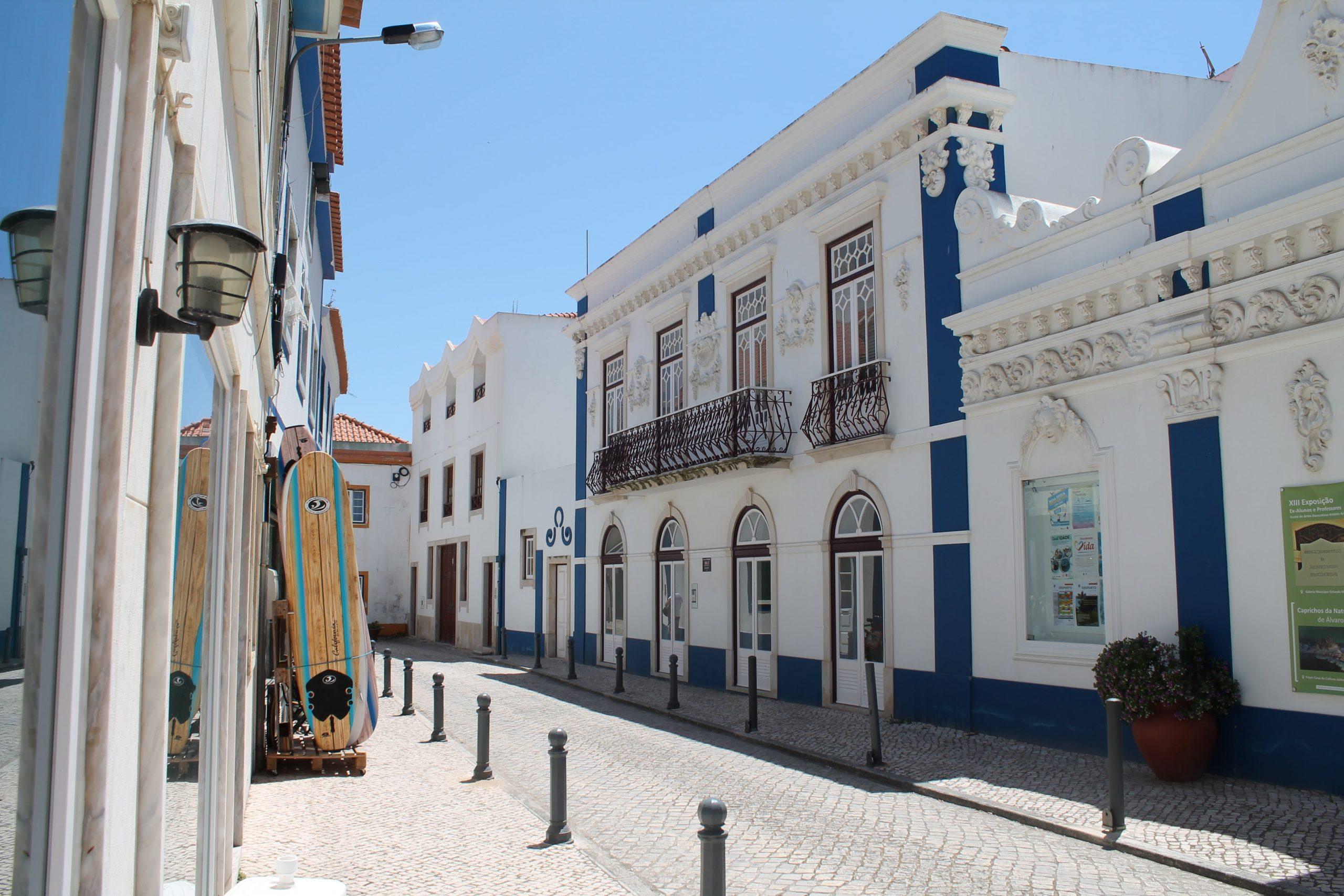 Casa de Cultura Jaime Lobo Ericeira